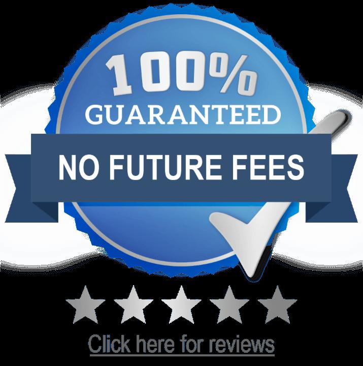 100% no fees