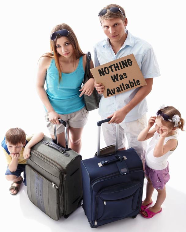 Family Sad