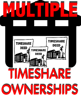 Multiple Timeshare Deeds