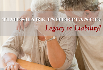 timeshare inheritance liability