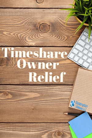 timeshare owner relief